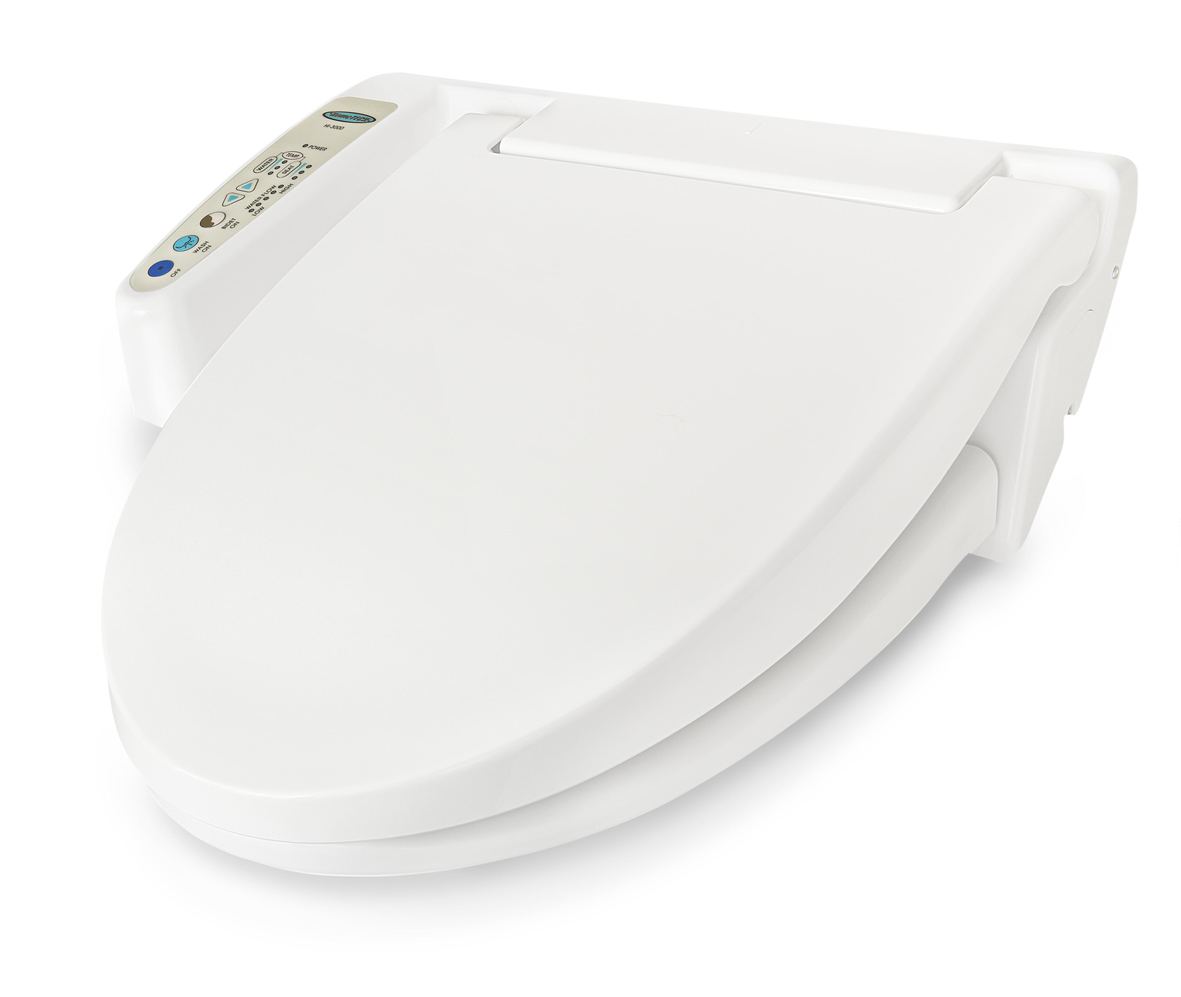 On Sale Hometech Hi 3000 Bidet Toilet Seat Bidet Toilet Seat Com
