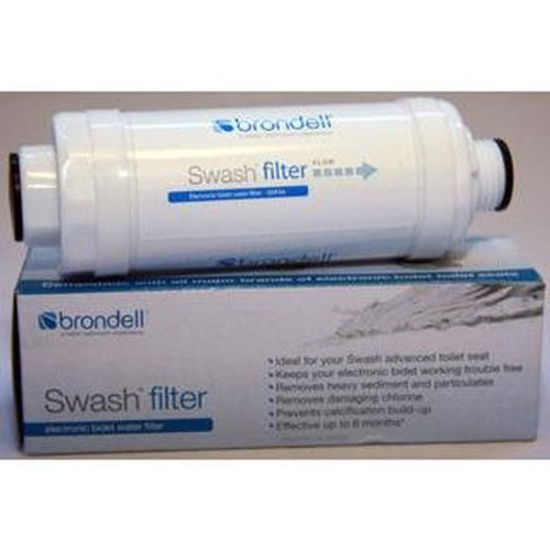 Brondell Swash Bidet Filter-All