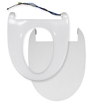 Bidet Replacement Toilet Seat & Lid